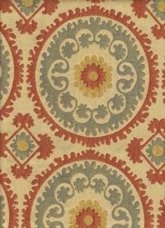 Fairview Fiesta - www.BeautifulFabric.com - upholstery/drapery fabric - decorator/designer fabric