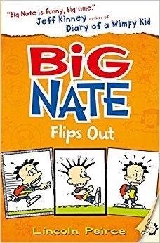 Big Nate - Flips Out • English Wooks