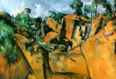 Paul Cezanne - Video Lessons of Drawing & Painting