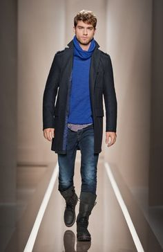 BOSS Orange Menswear Fall/Winter 2011