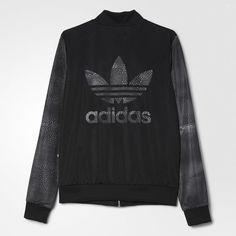adidas Mystic Moon Track Jacket - Black | adidas UK