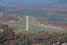 Columbia Air Services - RUT  Rutland - Southern Vermont Rgnl Airport (KRUT)
