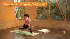 59. Hatha Yoga – Fortalecer Cuerpo | Con esta práctica de Hatha Yoga vas a fortalecer todo tu cuerpo, es una rutina muy completa para trabajar con brazos, piernas, espalda, abdomen. Se recomienda practicarla todos los días si te es posible. Namaste