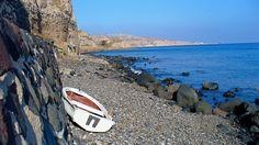 Near Akrotiri, Santorini, Greece   April 2010