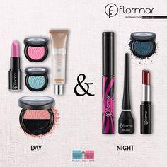 ¿Cuál producto #Flormar es esencial para el día y la noche?