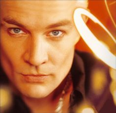 Okay, if I don't feature James Marsters at least once, I'm going to be in trouble with the wife.  And at the end of the day, there's no denying that he does have a fantastic set of blues.