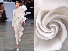 Fashion & Nature: How Fashion Designer Get Inspired by Mother Nature