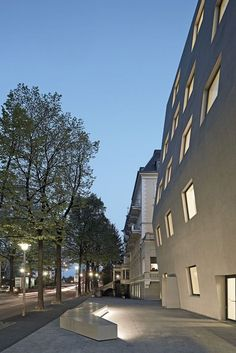 """Extension Of The Professional Hotel School """"SAVOY"""" - Picture gallery"""