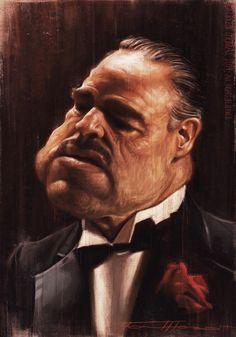 Marlon Brando as Veto Corleone