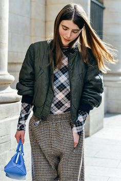 Street-Style Shopping: Why You Need a Flight Jacket This Spring