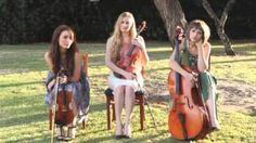 At Last (Etta James) - Dolce Ensembles String Quartet, via YouTube.