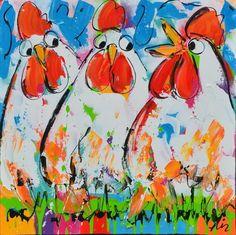 dikke dames schilderijen canvas | Wat een verhaal zeg