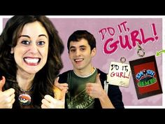 Leather Jewelry With Matt Sohinki From Smosh Games - Do It, Gurl - YouTube