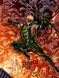 Green Arrow, New 52!