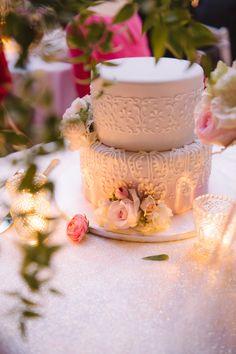 Photography: Leah Huete Of L Hewitt Photography - landmhewitt.com  Read More: http://www.stylemepretty.com/california-weddings/2014/09/26/romantic-garden-inspired-seaside-wedding/