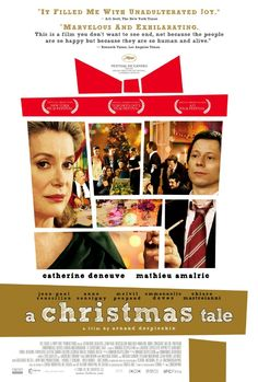 movie a christmas tale | Exclusive: 'A Christmas Tale' Poster Premiere - The Moviefone Blog