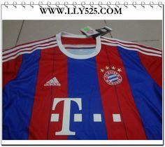 Site Achat Maillot de foot Femme Bayern Munich 2014 2015 Domicile Maillot de foot Femme Pas cher 2014 2015 les www.lly525.com