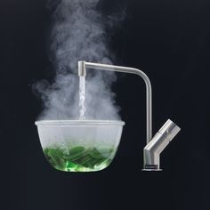 Boiling water tap!