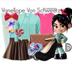 Vanellope Von Schweetz DB