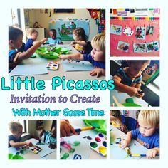 To say the kids are loving art this month is an understatement! They are Adoring all the different activities we have been doing. Preschool Curriculum, Preschool Learning, Preschool Activities, Mother Goose Time, Family Child Care, Reggio Emilia, Childcare, Love Art, Creative Art
