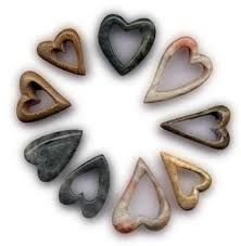 soapstone hearts - Google Search