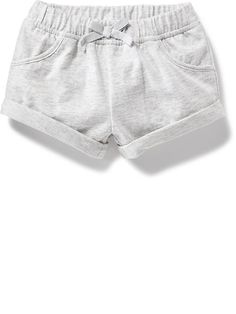Roll Up Knit Shorts Product Image