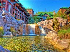 Disney's Wilderness Lodge music-  The best memories <3
