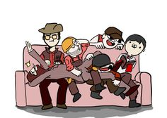 tf2 draw the squad - Google Search