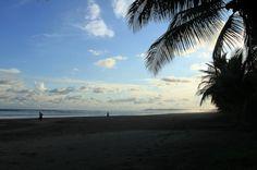 esterillos palm sunset   - Costa Rica