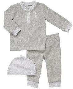 Carter's Baby Set, Baby Boys 3-Piece Thermal Set - - Macy's