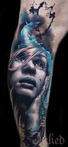 Charles Huurman #InkedMagazine #realism #tattoo #tattoos #art