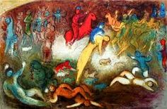 Resultado de imagen para marc chagall y el amor