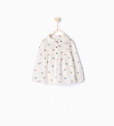 Imagen 2 de Camisa erizos de Zara