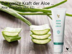Aloe Vera Gelly von FOREVER. Feuchtigkeit pur