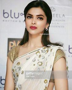Deepika Padukone Bollywood actress salman khan is most successful actor of this era, even he is the box office king from past 10 years Deepika In Saree, Deepika Padukone Saree, Shraddha Kapoor, Ranbir Kapoor, Priyanka Chopra, Saree Hairstyles, Indian Hairstyles, Beautiful Bollywood Actress, Most Beautiful Indian Actress