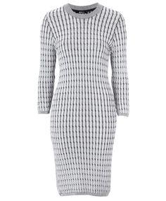 Noelle strikket kjole 499.00 NOK, Kjoler - Gina Tricot