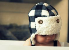 the TRAPPER earflap beanie multiple sizes by getyourcraftonshop