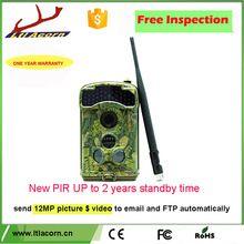 [Outdoor Sports] Hotsale Ltl Acorn 3G gsm mms SMS hunting trail camera wholesale digital trail camera