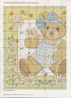 Gallery.ru / Photo # 18 - The world of cross stitching 148 - tymannost