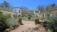 Inside Reese Witherspoon's Ojai Estate - The Garden