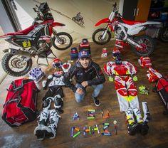 Joan Barreda le prochaine vainqueur du Dakar?¿ mxtotal.com