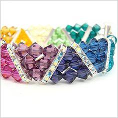 3 strand Roundel bracelet