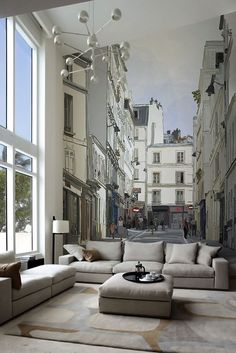 Cityscapes: Interior Love of the Modern Metropolis - nousDECOR