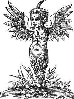 The Monster of Ravenna depicted in Ambroise Paré, Des Monstres et prodiges (1573)