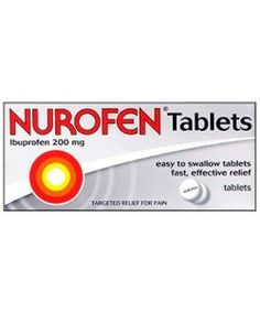 Miscellaneous NUROFEN TABLETS 24 X 200MG Nurofen Tablets were the first product to be launched from the Nurofen range and now have been used around the world for over 23 years! They contain the powerful ibuprofen molecule ndash