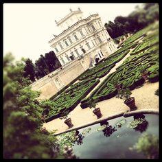 Villa Panphili, roma