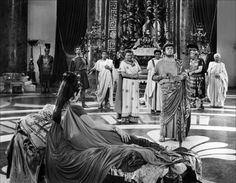 Quo Vadis - Patricia Laffan - Peter Ustinov