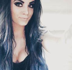 New hair deffo Wrestling Superstars, Wrestling Divas, Women's Wrestling, Wwe Divas Paige, Paige Wwe, Paige Knight, Saraya Jade Bevis, Wwe Girls, Female Wrestlers