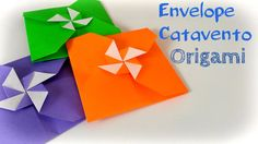 Difficulty: 🌕 🌑 🌑 🌑 🌑 (Easy) In this video I show you how to fold this traditional Origami Tato (envelope). Origami Love Heart, Cute Origami, Kids Origami, Origami Fish, Useful Origami, Origami Animals, Origami Paper, Easy Origami, Origami Mouse