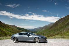 Aston Martin: update voor Rapide S en Vanquish
